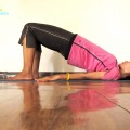 Bridge Pose for Psoas